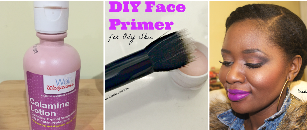 Diy face primer for oily skin calamine lotion solutioingenieria Image collections
