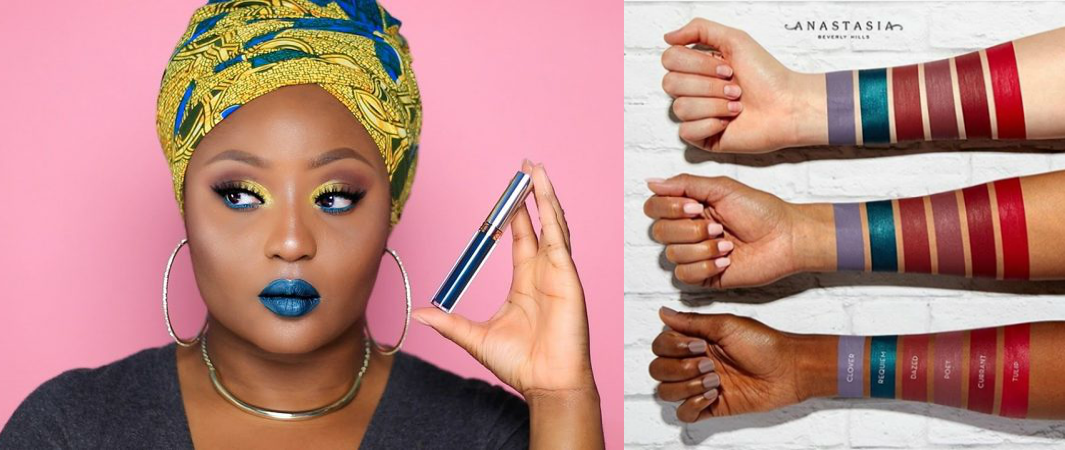 These 6 New Liquid Lipsticks Look Gorgeous On All Skin